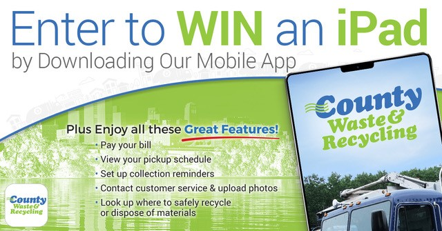 Download County Waste App