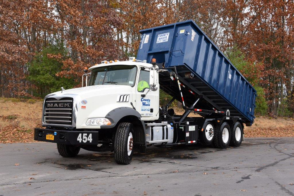 Construction And Demolition Waste Service County Waste Ny