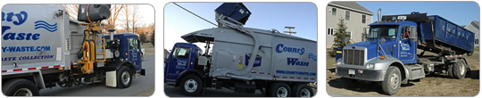 Garbage Collection Service and Single Stream Recycling Services